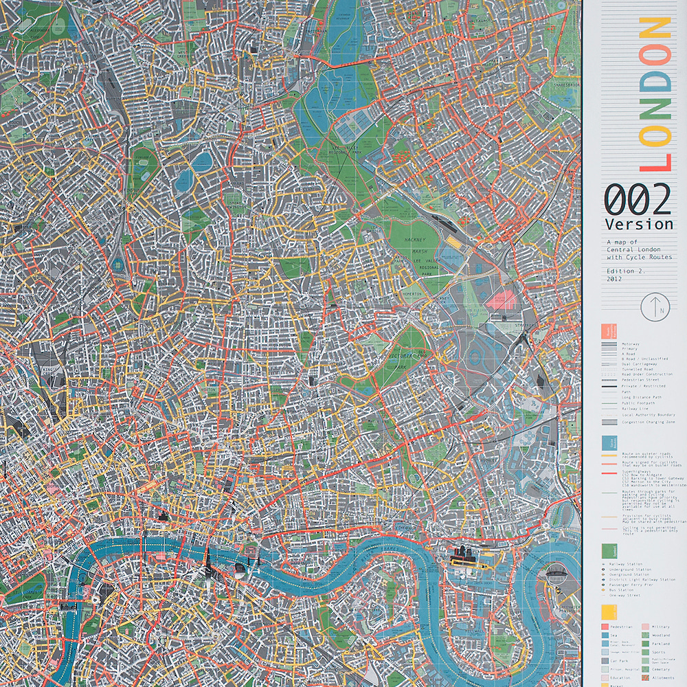 London City Map (ver.2)_런던지도