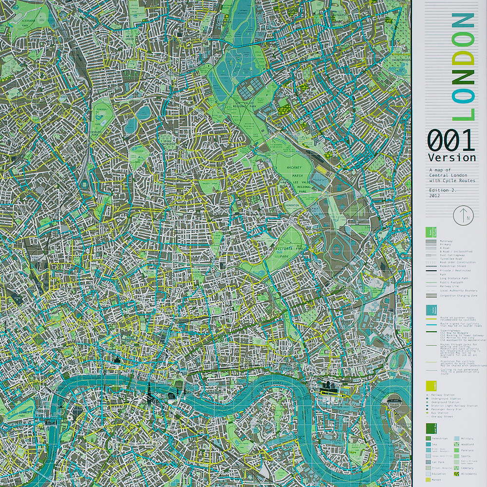 London City Map (ver.1)_런던지도